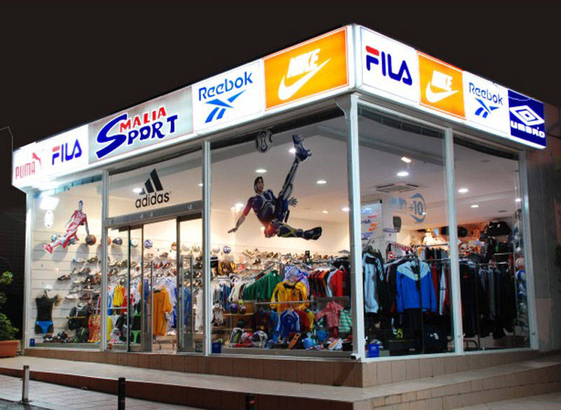 Sport Malia Athletics store
