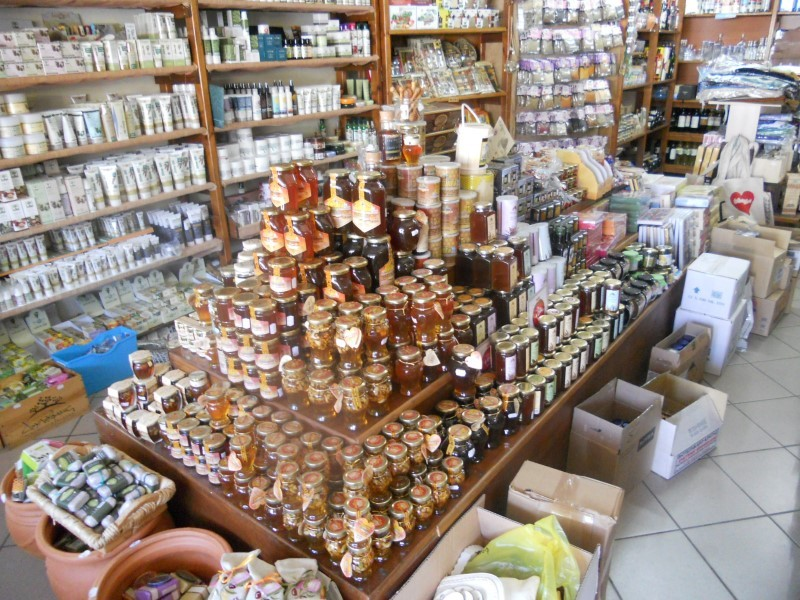 Knossos Traditional Products