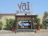 Vai Beach Bar